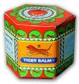Аюрведа для лечения артрита и болей в суставах Тигровый Бальзам (Tiger Balm) красный, 18 грамм