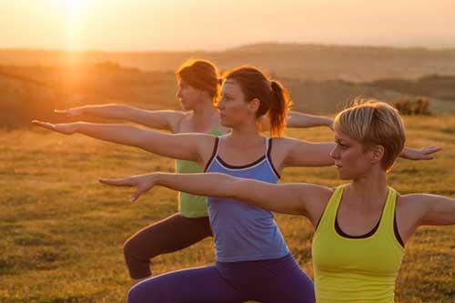 Гормональная йога
