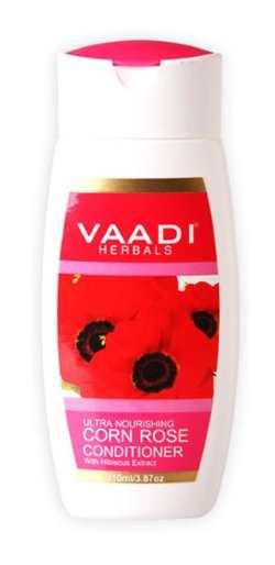 Кондиционер с кукурузой и розой Ваади Vaadi Corn Rose Conditioner 110 ml