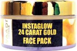 Маска Золото 24 карат Ваади Vaadi Instaglow 24-carat Gold Face Pack 50 гр