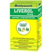 Ливерол Байдьянатх Liverol Baidyanath - печень в норме! 50 таб