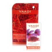 Мыло для лица с шафраном и сандалом Vaadi Kesar Chandan Facial Bars 25 гр