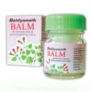 Обезболивающий бальзам быстрого действия Байдьянатх Baidyanath Pain Balm 10 гр