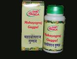 Махайогарадж гуггул (Mahayograj guggul) 100гр-300таб