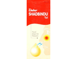 Дабур (DABUR) Шадбинду масло (Shatbindu oil) капли в нос 50мл