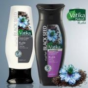 Кондиционер для волос Dabur Vatika Black Seed (сила и блеск), 200 мл.