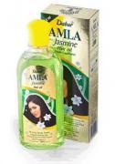 Масло для волос Dabur AMLA Jasmine - С жасмином. Для окрашенных волос. Упаковка: 200 мл