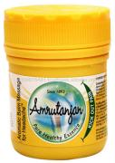 Аюрведические препараты NAGARJUNA БАЛЬЗАМ AMRUTANJAN ЖЕЛТЫЙ (AMRUTANJAN AROMATIC BALM YELLOW) обезболивающий, разогревающий, против простуды 9 мл