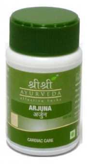 Арджуна Шри Шри Аюрведа Arjuna Shri Shri Ayurveda 60 таб