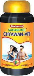 Чаванраш Байдьянатх без сахара (Baidyanath Chyawan Vit Sugafree) 500 гр