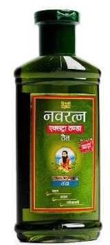 Масло Navratna Extra Thanda oil для тела 100 мл