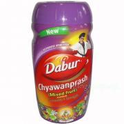 Чаванпраш Дабур Мультифрукт (Dabur Chyawanprash Mixed Fruit), 500 г.
