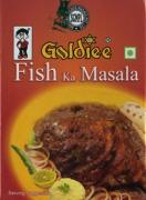 Goldiee Специи и приправы Goldiee Приправа для рыбы Fish Ka Masala Goldiee 50 гр