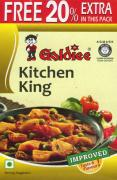 "Goldiee Специи и приправы Goldiee Приправа ""король кухни"" Kitchen King Masala Goldiee 120 гр"