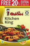 """Goldiee Специи и приправы Goldiee Приправа """"король кухни"""" Kitchen King Masala Goldiee 120 гр"""