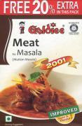 Goldiee Смесь специй для мяса Meat Ka Masala 2001 Goldiee 120г