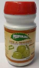 Pushpanjali Амла порошок Amla churna Pushpanjali 100 гр