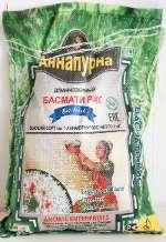 "Рис басмати ""Аннапурна"" 1 кг"