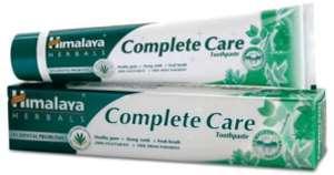 Зубная паста комплексный уход Himalaya 75 гр