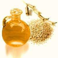 Свойства и применение кунжутного масла  