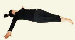 Йога для спины Скручивания