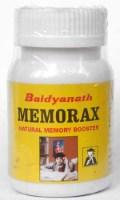 Аюрведические препараты BAIDYANATH Меморакс (Memorax, Baidyanath)
