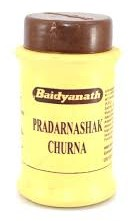 Аюрведические препараты BAIDYANATH Прадарнашак чурна (Pradarnashak Churna Baidynath) – тоник для женщин и мужчин 60 гр