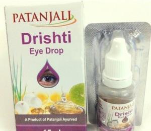 Глазные капли Дришти