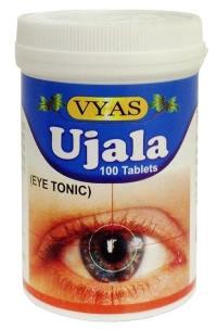 Таблетки для глаз Ujala