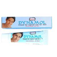 Аюрведические препараты HAMDARD Крем для мужчин интимный Динамол(Dynamol) 10 г