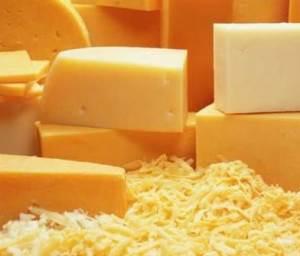 Притяжение сыра