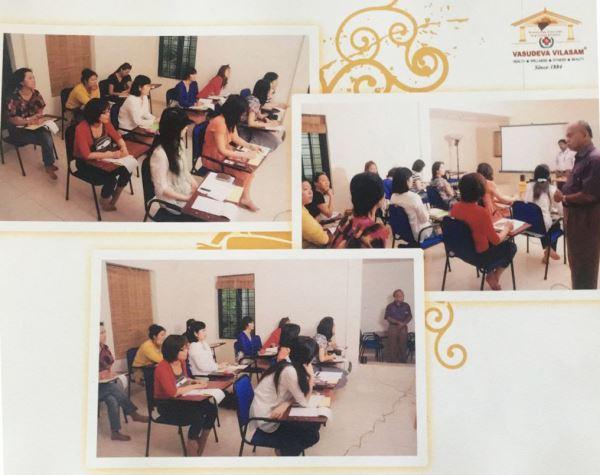 Обучение Аюрведе в Индии - февраль 2018