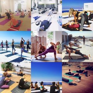Практические занятия Йога в Индии, 22.01 - 1.02.2018, штат Керала, г. Варкала