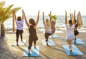 Йога в Индии, 22.01 - 1.02.2018, штат Керала, г. Варкала. Программа йога тура рассчитана как на людей, которые уже изучают йогу так и на новичков