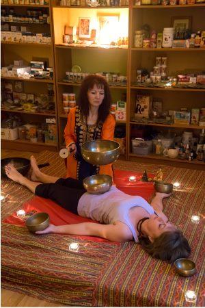 Тибетский универсальный массаж