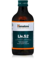 Лив.52 сироп, Liv 52Syrop Аюрведа для печени