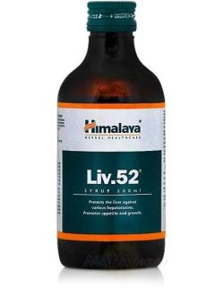 Лив.52 сироп, Liv 52 Syrop, 200 ml, Himalaya