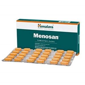 Меносан, восстановление гормонального фона, 60 таб, производитель Хималая; Menosan, 60 tabs, Himalaya