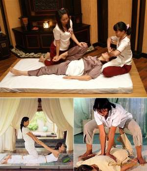 Принципы тайского массажа