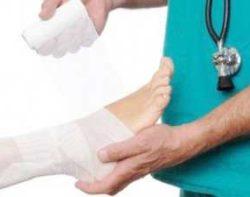 Что делать при вывихе стопы — методы лечения в домашних условиях
