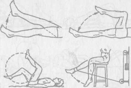 Массаж при переломе костей