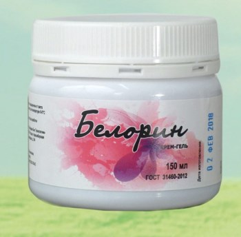 Крем-гель Белорин