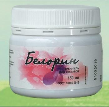 Крем-гель для суставов Белорин