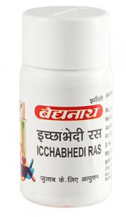 Ичхабхеди Рас (Ichhabhedi Ras), 80 таблеток (10 грамм)