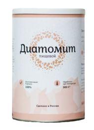Диатомит пищевой (Кизельгур) 300 грамм
